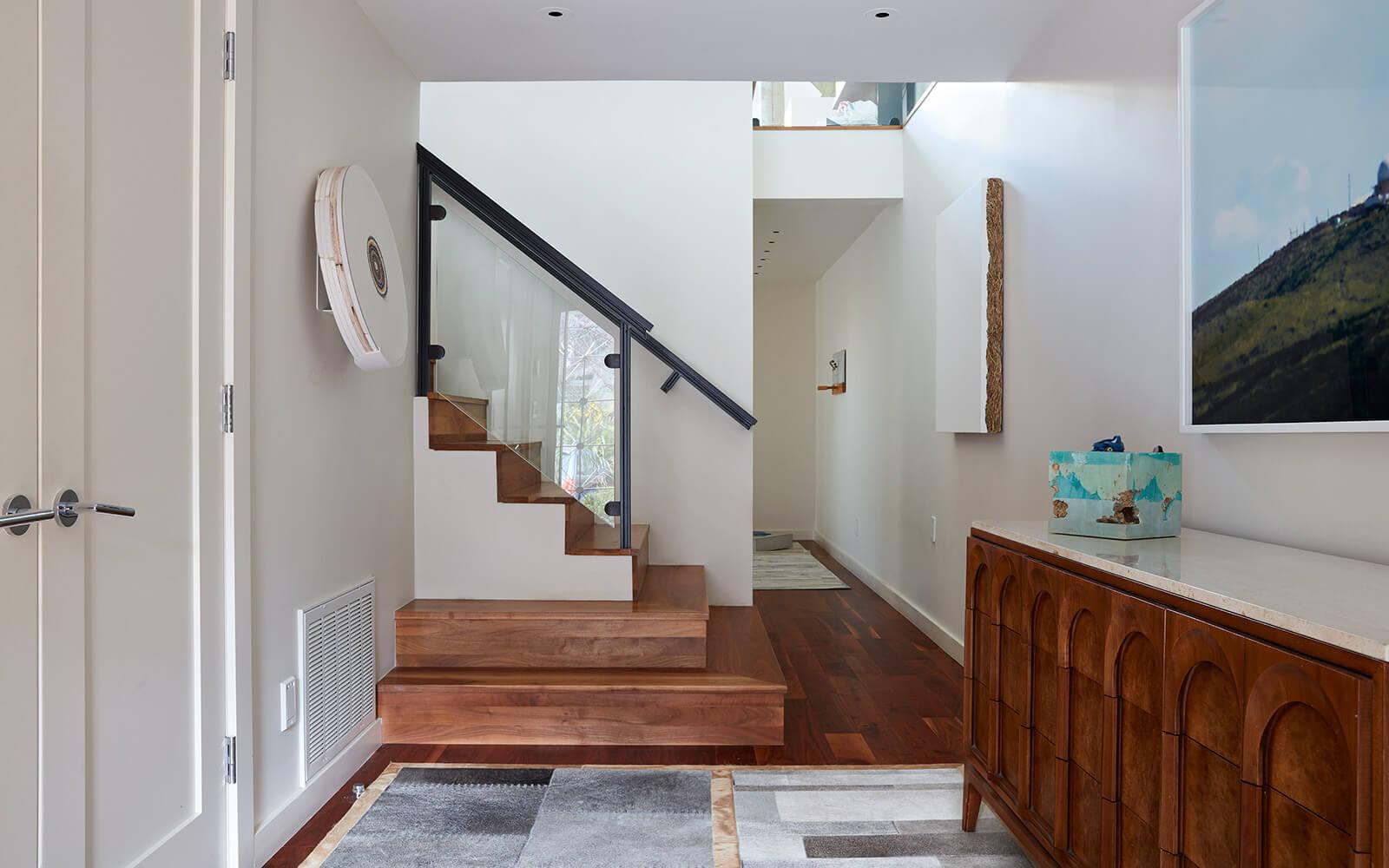 studio vara residential 21st street stairs