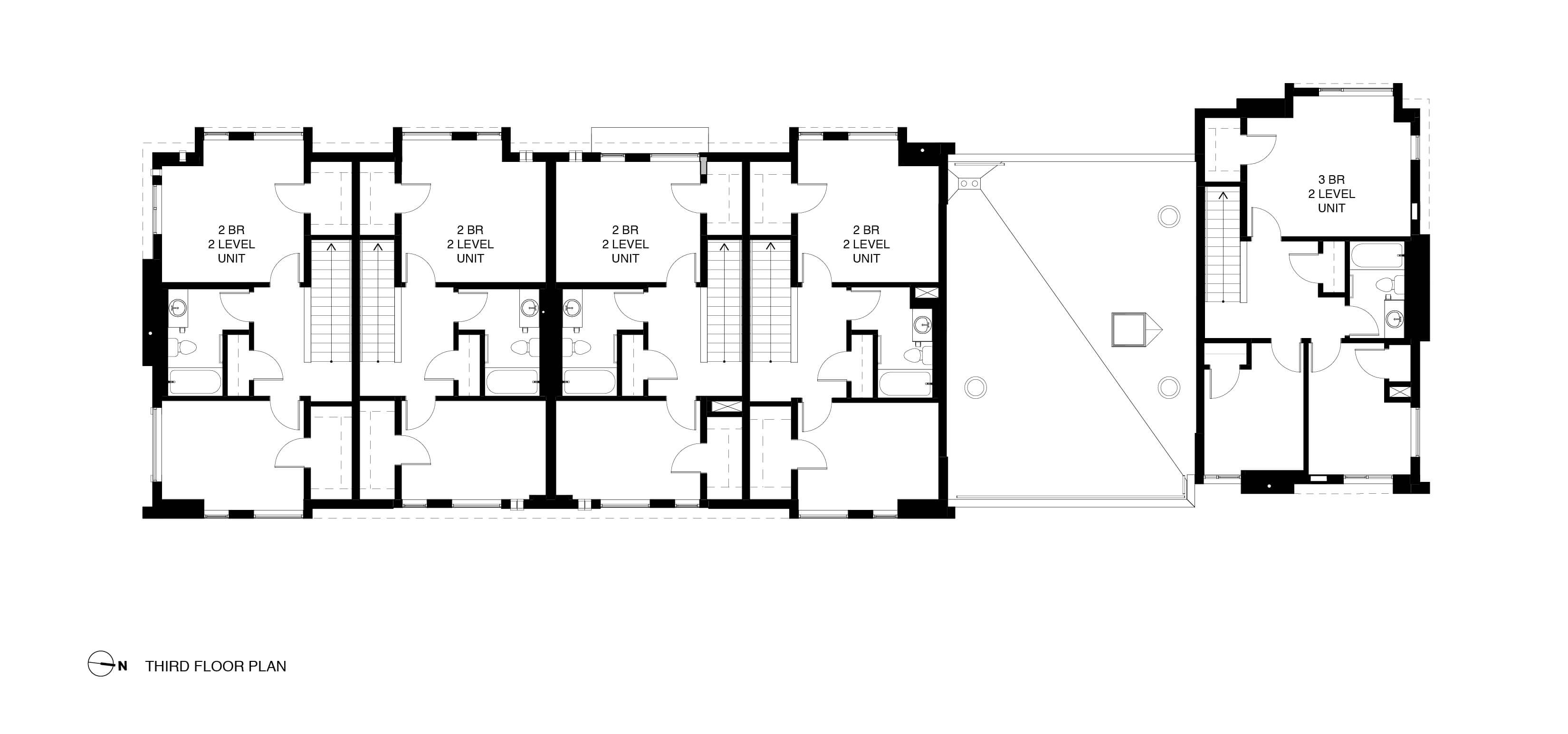 studio vara multifamily 626 mission bay blvd. drawing floor plan