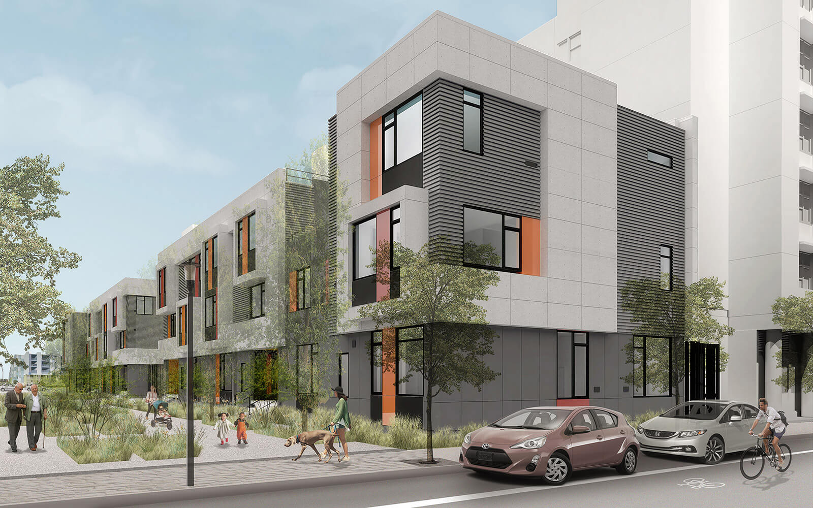studio vara multifamily 626 mission bay blvd. exterior rendering