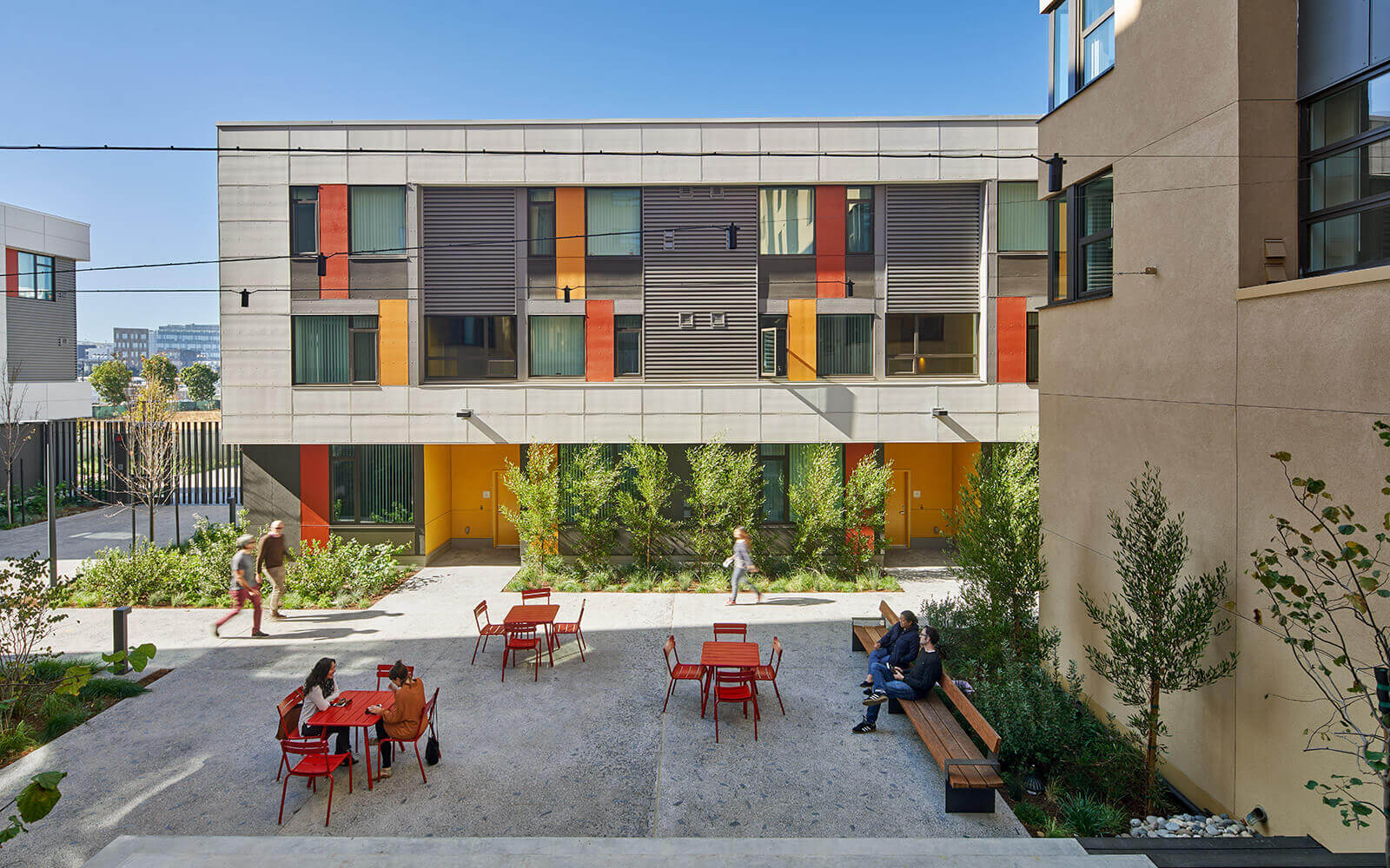626 Mission Bay Courtyard