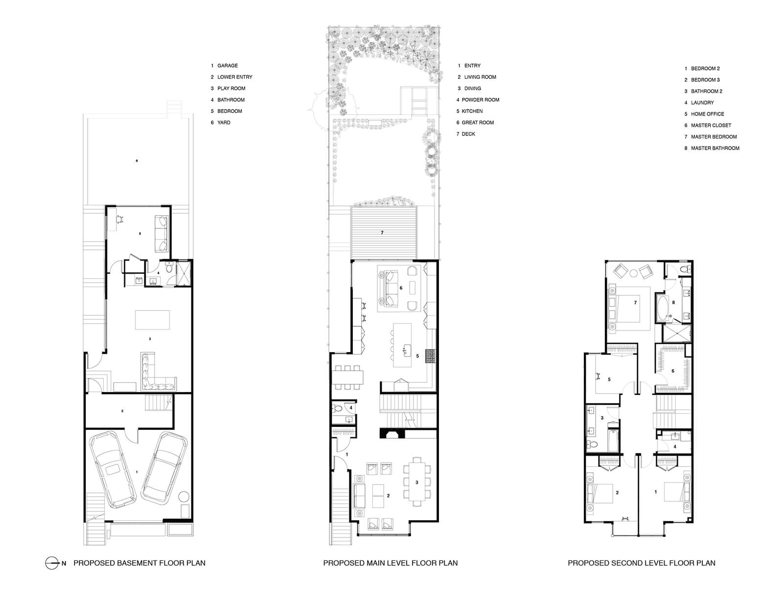 studio vara residential diamond drawing plan