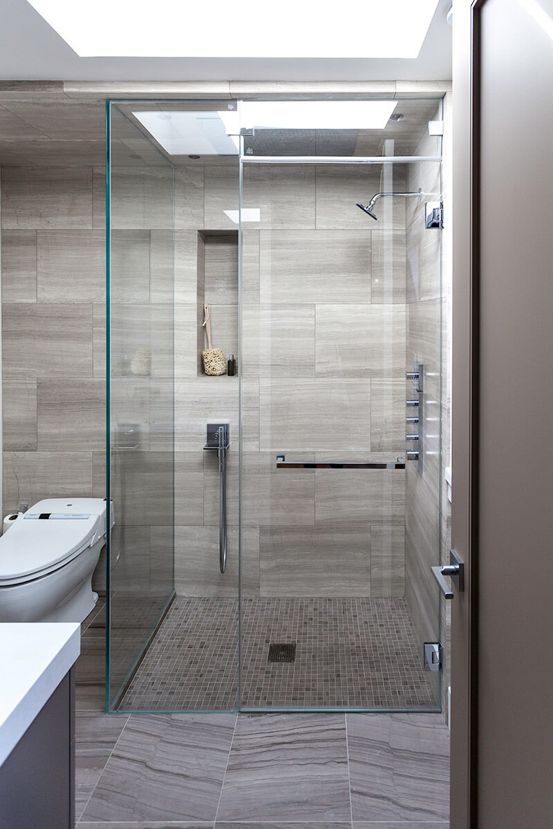studio vara residential grant shower bathroom