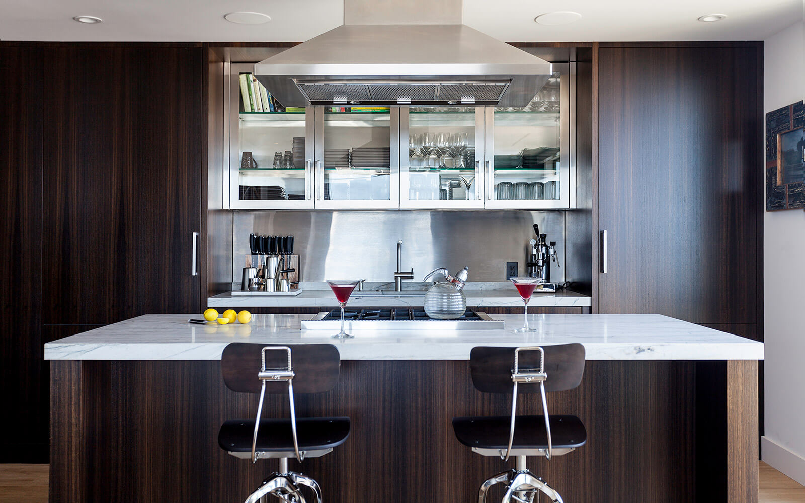 studio vara residential grant kitchen interior