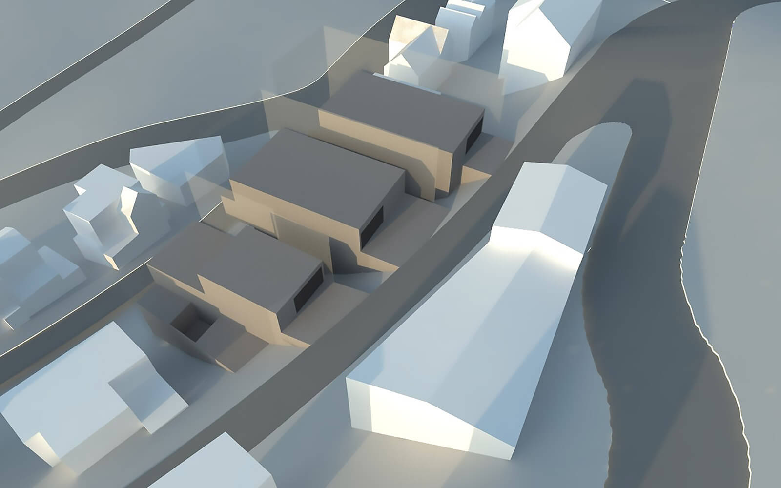 studio vara multifamily hillside master plan