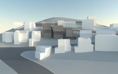 studio vara hillside master plan multifamily exterior