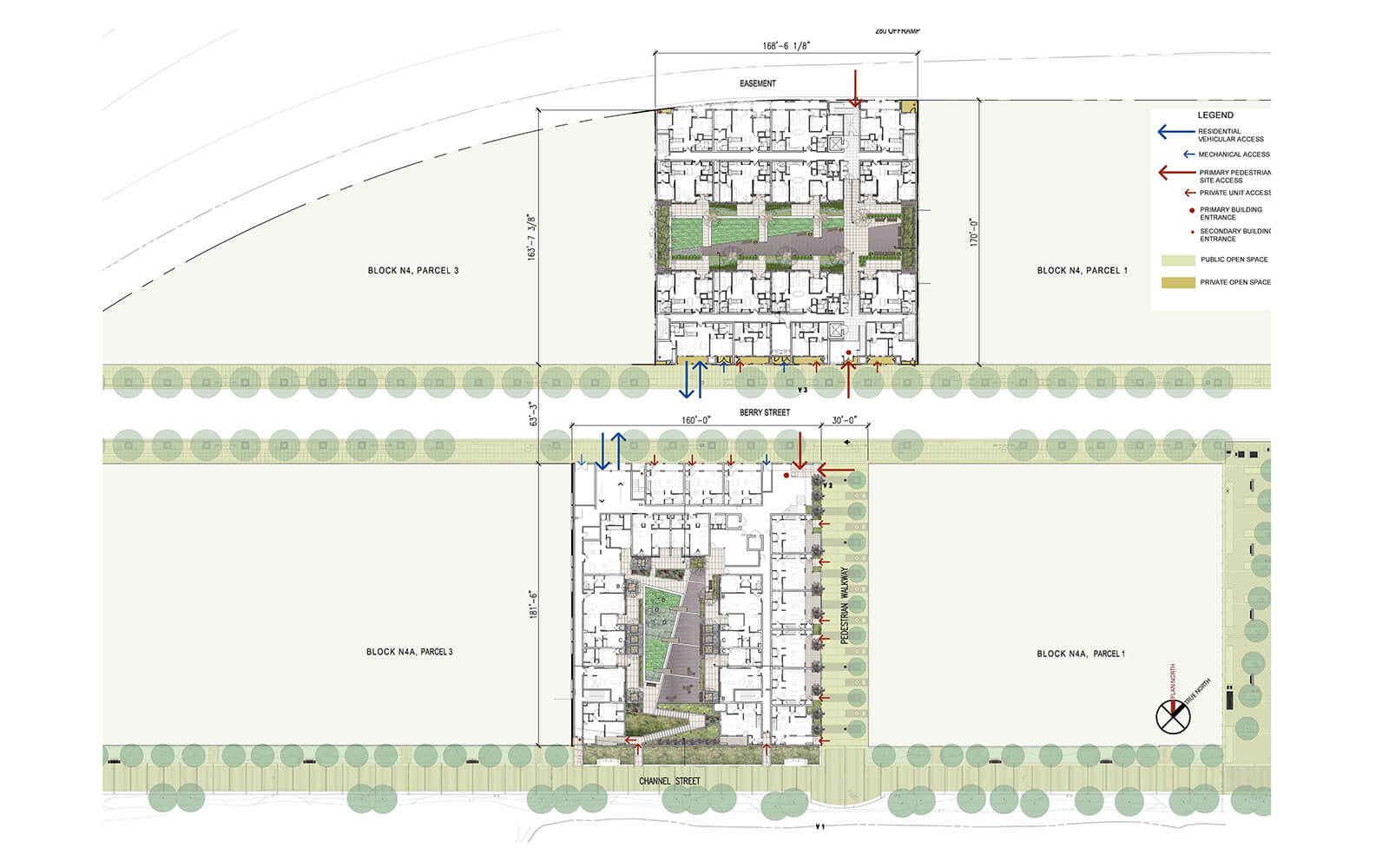 studio vara multifamily mission walk drawing plan