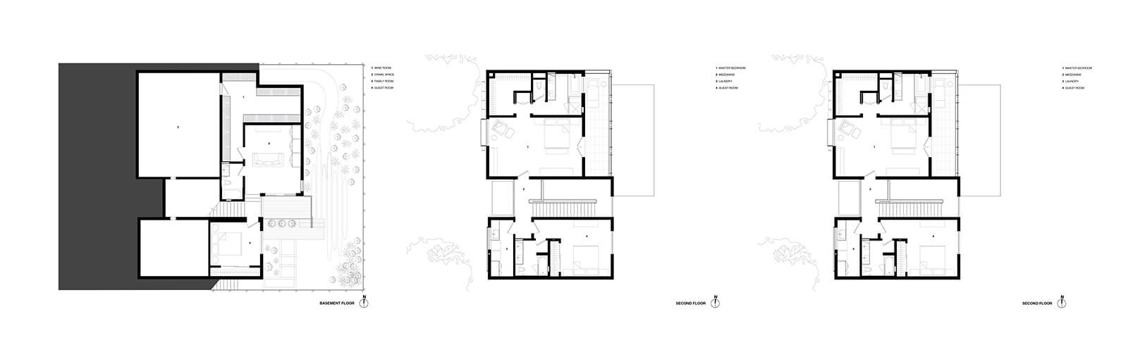 studio vara residential noe drawing plans