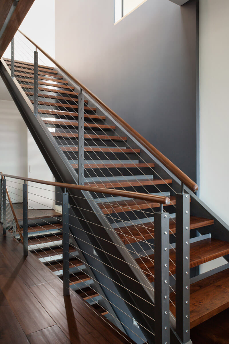 studio vara residential st. germain stairs railing