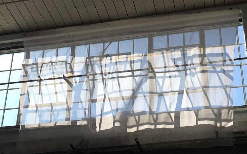 studio vara inspiration san francisco sunlight shadow window curtain