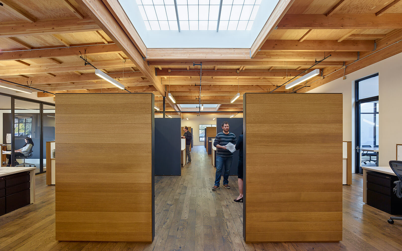 studio vara case study redwood highway workspace interior