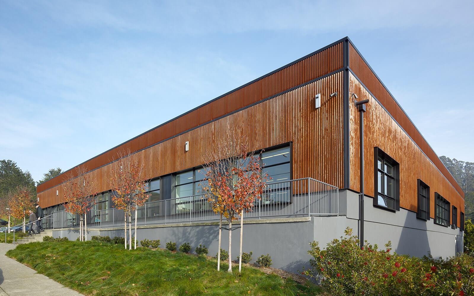 studio vara case study redwood highway exterior rendering