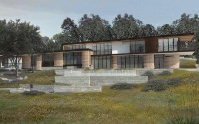 studio vara residential woodside i exterior landscape