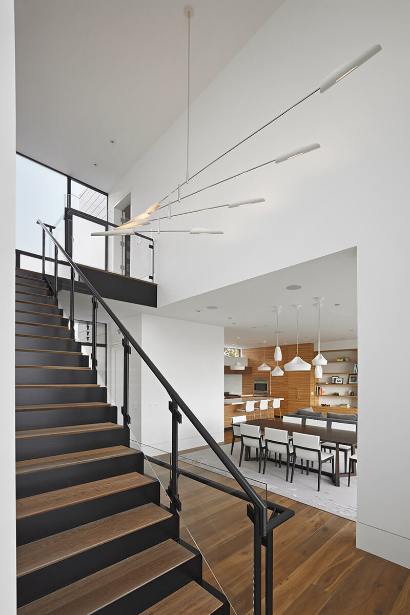 studio vara residential noe stair lighting
