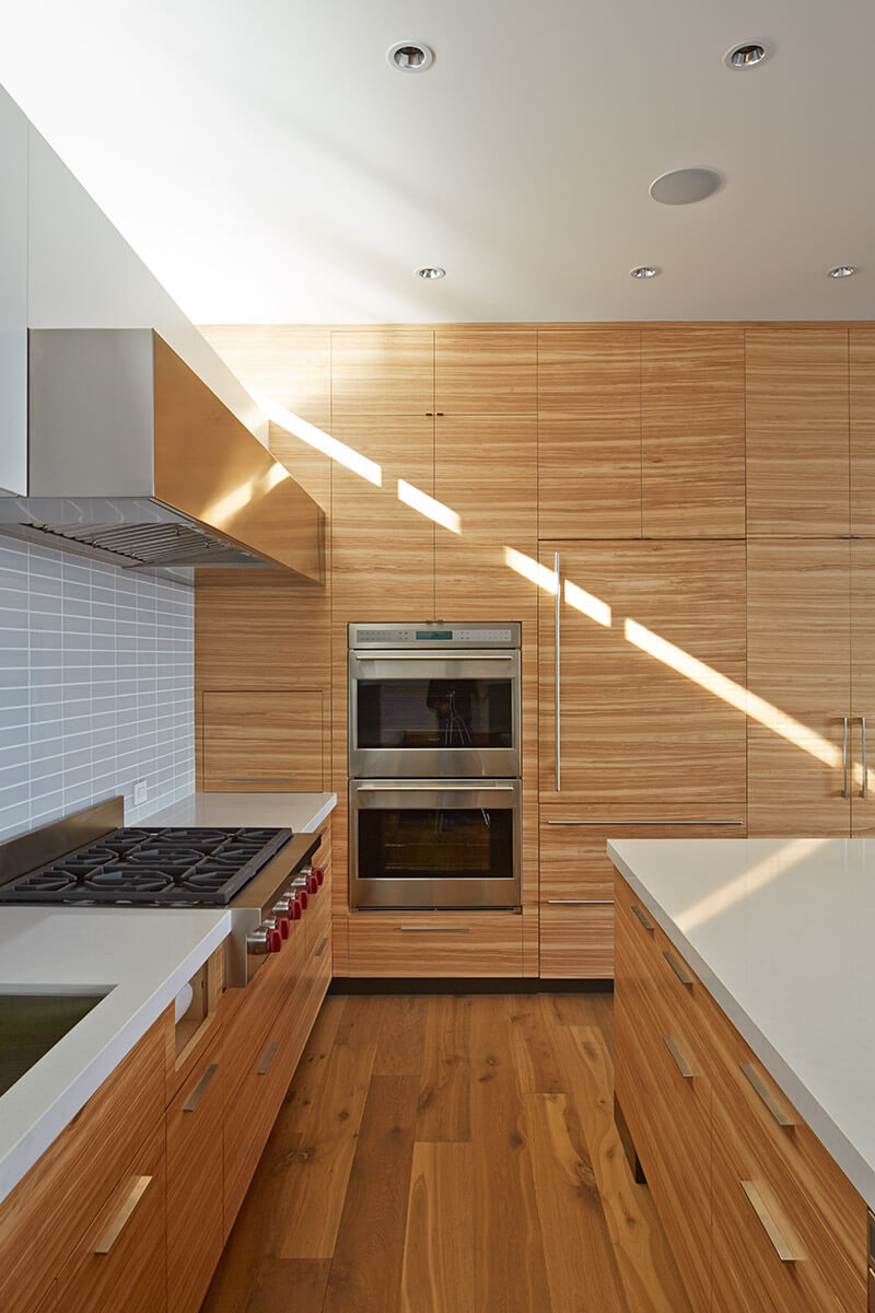 studio vara residential noe kitchen wood