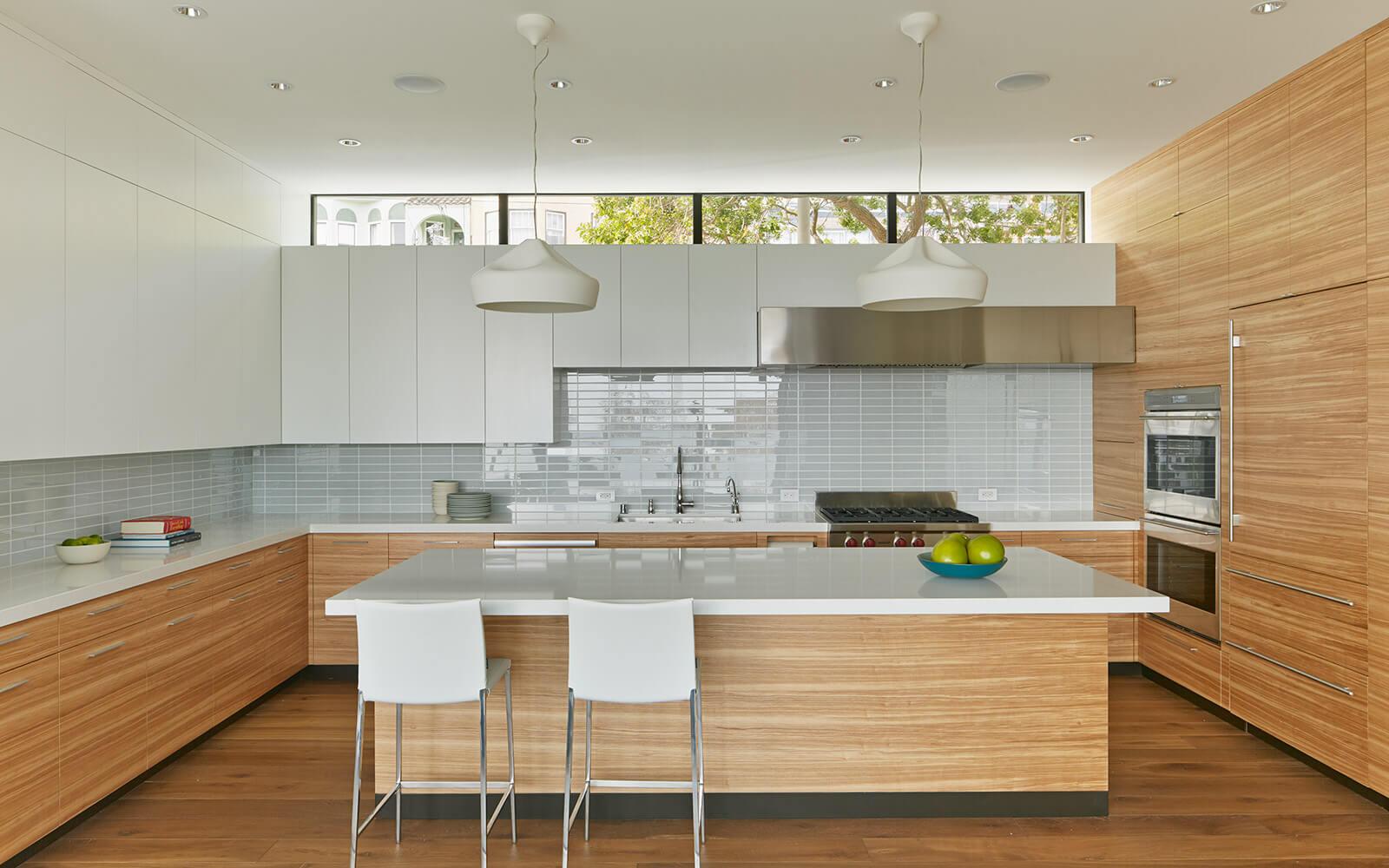studio vara residential noe kitchen minimal