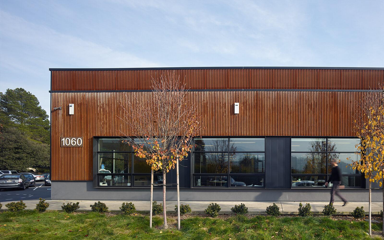 studio vara workplace redwood highway exterior perspective