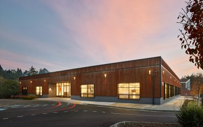 studio vara case study redwood highway exterior