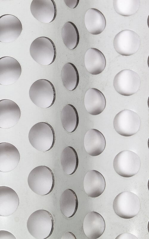 studio vara inspiration subtle elegance perforated metal