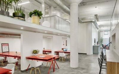 Velos Office: lower level