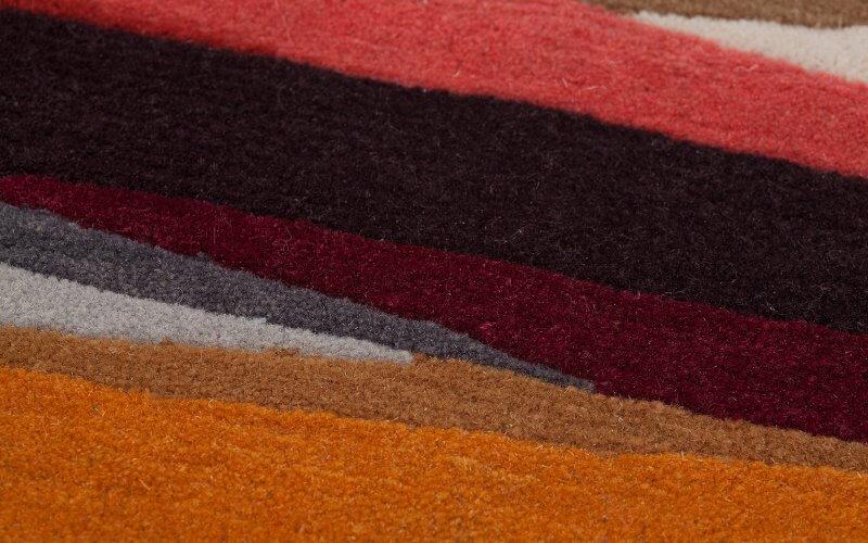studio vara inspiration color pattern carpet