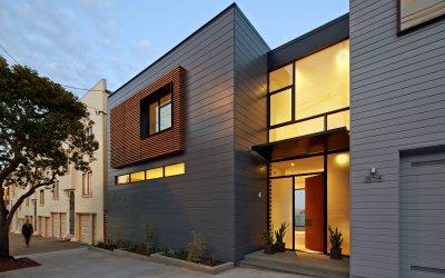 studio vara residential noe exterior pedestrian