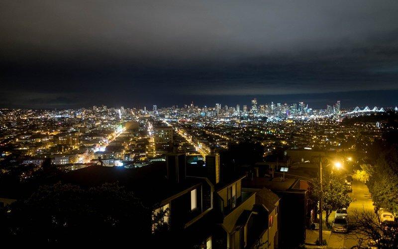 studio vara inspiration beauty urbanity san francisco skyline night
